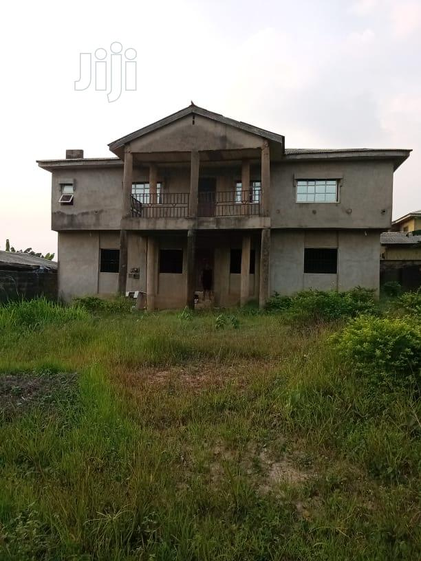 Uncompleted 4 Bedroom Duplex | Houses & Apartments For Sale for sale in Ikorodu, Lagos State, Nigeria