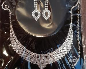 3 Set Bridal Necklaces Earrings   Wedding Wear & Accessories for sale in Abuja (FCT) State, Kubwa