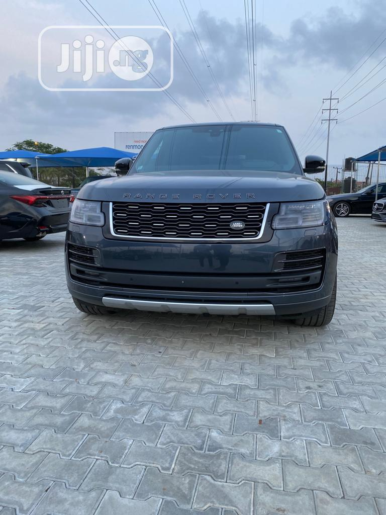 New Land Rover Range Rover Sport 2019 Autobiography Blue