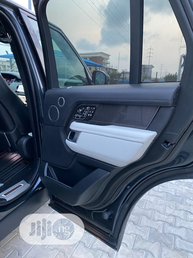 New Land Rover Range Rover Sport 2019 Autobiography Blue | Cars for sale in Lekki, Lagos State, Nigeria