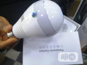 1080P Wifi Spy Bulb Camera | Security & Surveillance for sale in Lagos State, Ikeja