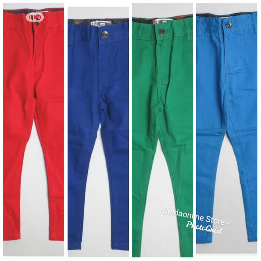 Archive: Boys Pant Trousers