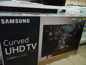 """Samsung Curved UHD 55"""" Tv 