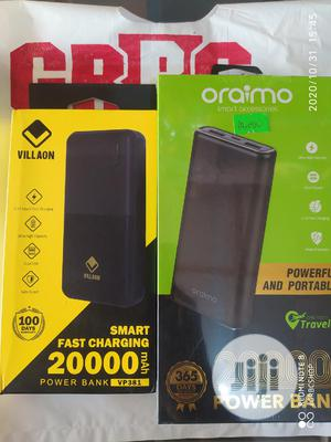 30000mah to 6000mah Romoss Oraimo Villaon Newage POWER BANKS   Accessories for Mobile Phones & Tablets for sale in Oyo State, Ibadan