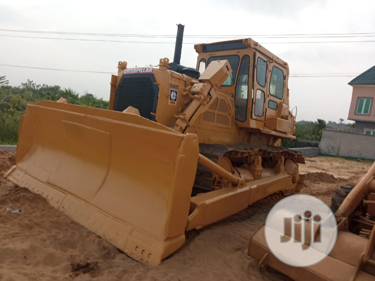 Cat Bulldozer D8K