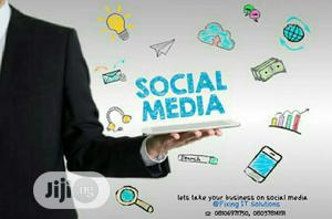Social Media for Business   Computer & IT Services for sale in Rivers State, Port-Harcourt