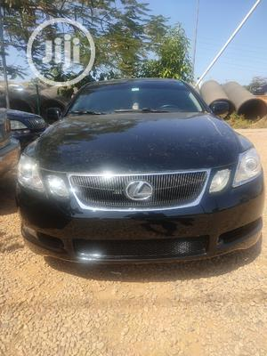 Lexus GS 2005 300 Black   Cars for sale in Abuja (FCT) State, Gwarinpa