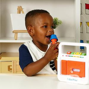 Fisher Price Kids Tape Recorder and Microphone Toy Lagos | Toys for sale in Lagos State, Surulere