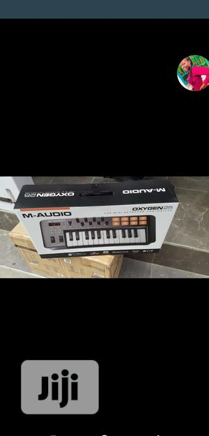 M Audio Midi Keyboard With Drum Pad | Musical Instruments & Gear for sale in Lagos State, Ojo