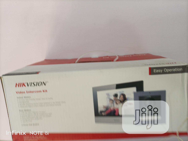 Hikvision IP Video Door Phone DS-KIS602 Video Intercom Kit