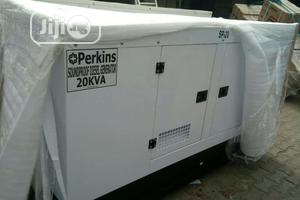 20kva Perkins Soundproof Generator 100% Copper Wire | Electrical Equipment for sale in Lagos State, Lekki