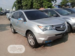 Acura MDX 2008 Silver   Cars for sale in Lagos State, Apapa