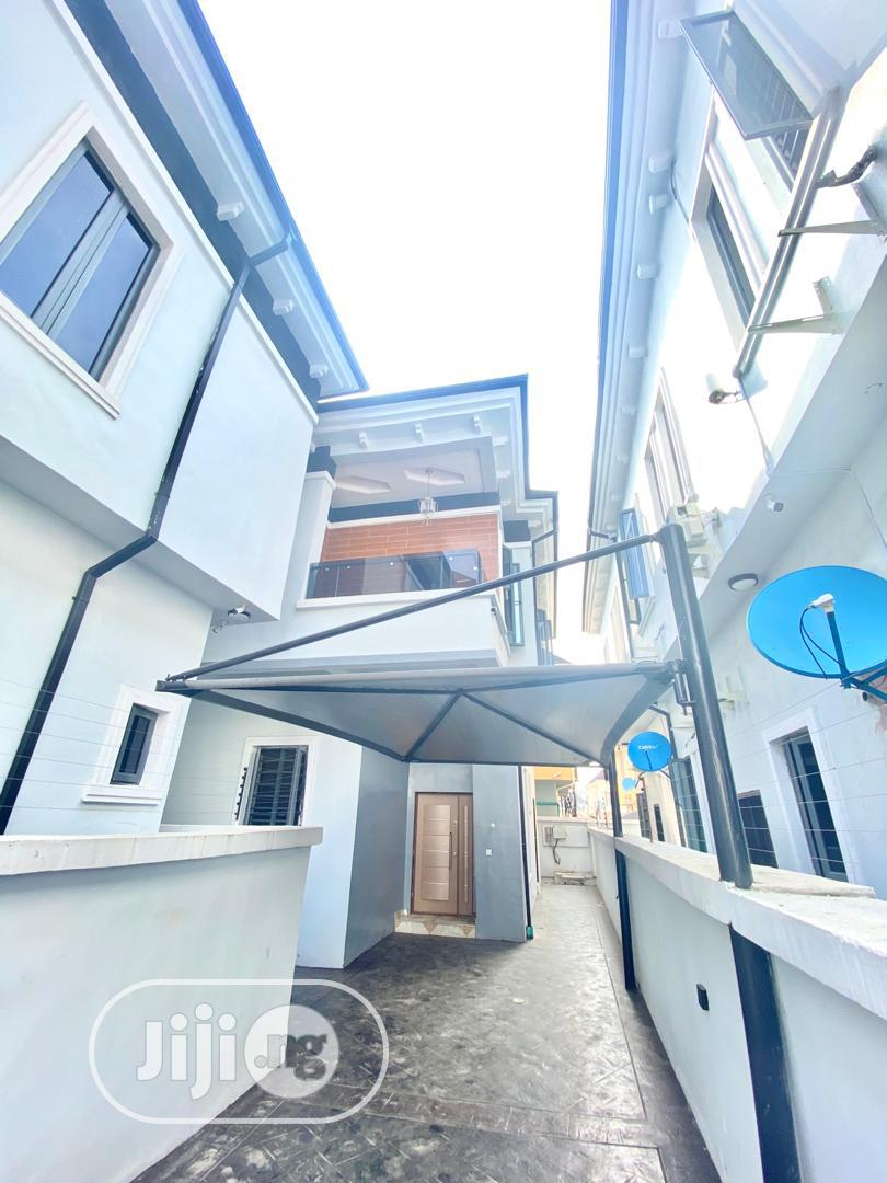 Archive: Five Bedroom Fully Detached Duplex With A BQ