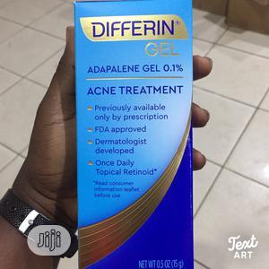 Differin Gel Adapalene Gel 0.1% Acne Treatment for Face.   Skin Care for sale in Lagos State, Ikorodu