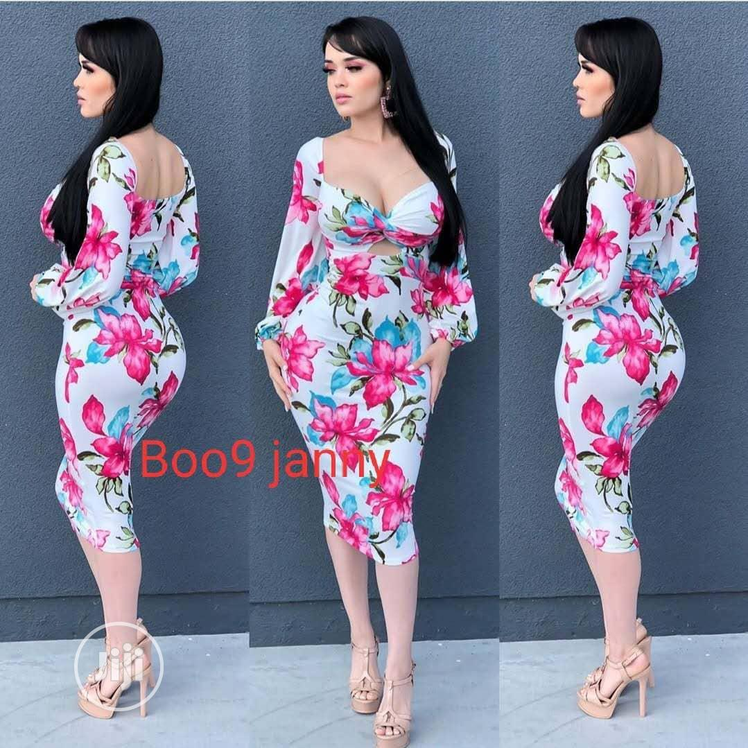 Boo9 Janny Quality Fitted Gown