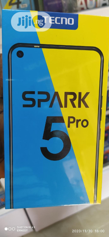 New Tecno Spark 5 Pro 64 GB Blue