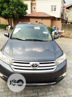 Toyota Highlander 2013 Gray | Cars for sale in Lagos State, Ikeja