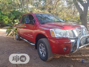 Nissan Titan 2006 Red | Cars for sale in Abuja (FCT) State, Jabi
