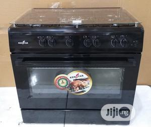 New Kenstar 60 by 90 4gas 2electric Auto Ignition Oven Grill   Kitchen Appliances for sale in Lagos State, Ojo