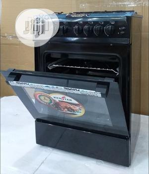 Kenstar Gas Standing 3 Gas 1electric( Ignition ) + Oven   Kitchen Appliances for sale in Lagos State, Ojo