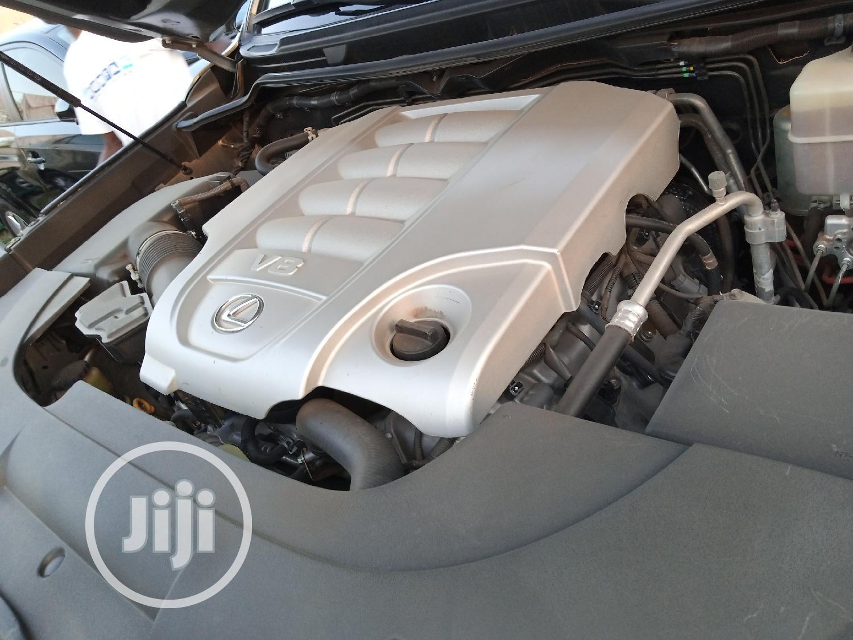 Archive: Lexus LX 2017 570 Base Silver
