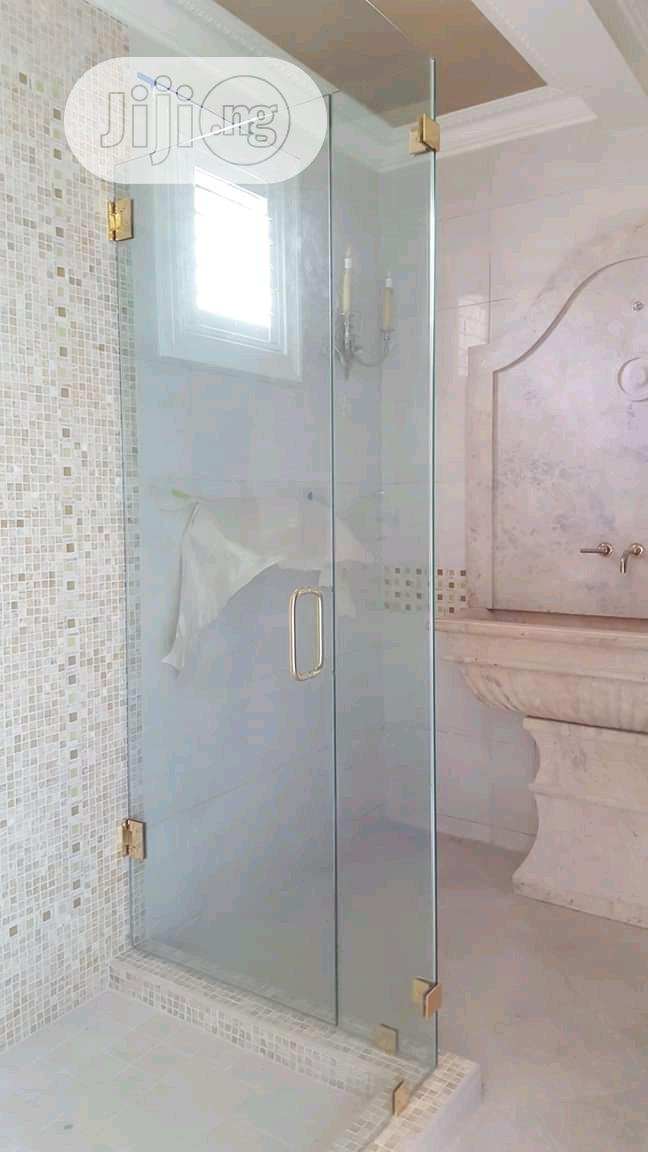 Shower Glass Cubicle @ Lugbe | Plumbing & Water Supply for sale in Lugbe District, Abuja (FCT) State, Nigeria