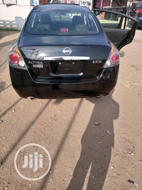 Nissan Altima 2009 2.5 Black   Cars for sale in Alimosho, Lagos State, Nigeria