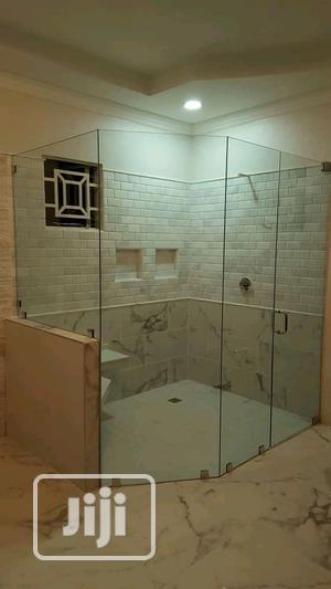 Shower Glass Cubicle @ Apo | Plumbing & Water Supply for sale in Abuja (FCT) State, Apo District