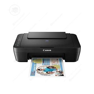 Canon Pixma E414 Inkjet Photo Printer (All-In-One) - Mr24 | Printers & Scanners for sale in Lagos State, Alimosho