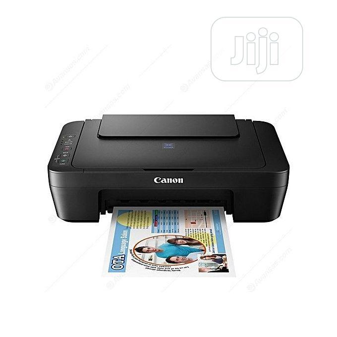 Canon Pixma E414 Inkjet Photo Printer (All-In-One) - Mr24