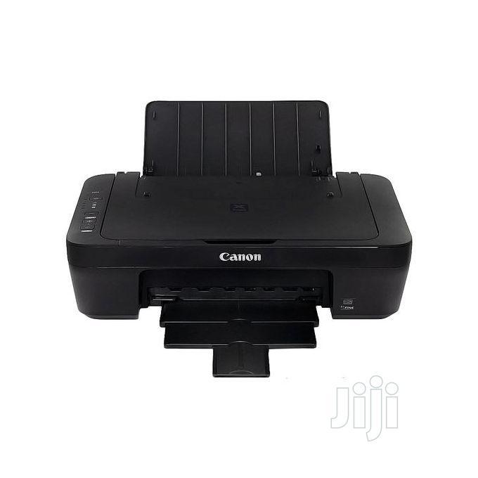 Canon Pixma E414 Inkjet Photo Printer (All-In-One) - Mr24 | Printers & Scanners for sale in Alimosho, Lagos State, Nigeria
