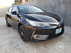Toyota Corolla 2019 LE (1.8L 4cyl 2A) Black   Cars for sale in Lagos State, Ikeja