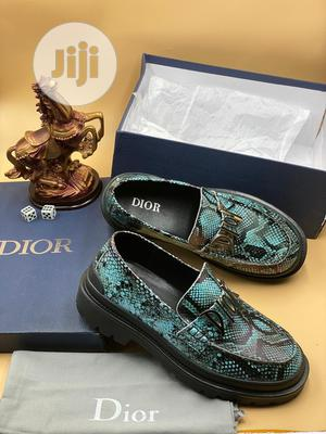 Christian Dior Luxury Snakeskin Loafers   Shoes for sale in Lagos State, Lagos Island (Eko)