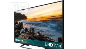 "2020/2021 Hisense 65""Inchs UHD 4K Smart Tv ( Netflix Wifi   TV & DVD Equipment for sale in Lagos State, Ajah"