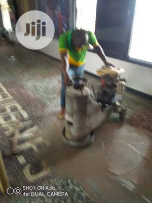 Terrazo /Marble and Wooden Floor | Cleaning Services for sale in Lagos State, Lekki