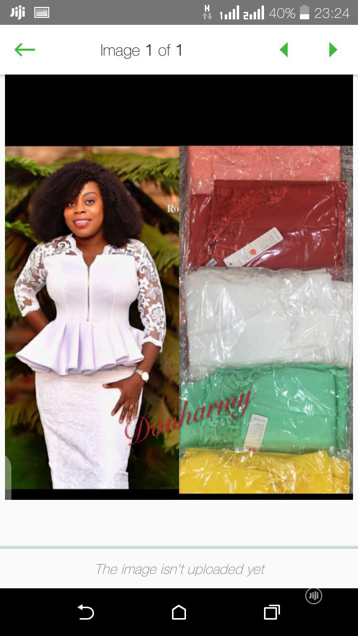 Female Trending Skirt Blouse   Clothing for sale in Lagos Island (Eko), Lagos State, Nigeria