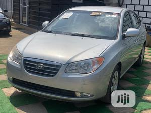 Hyundai Elantra 2008 1.6 GLS Automatic Silver   Cars for sale in Lagos State, Ikeja