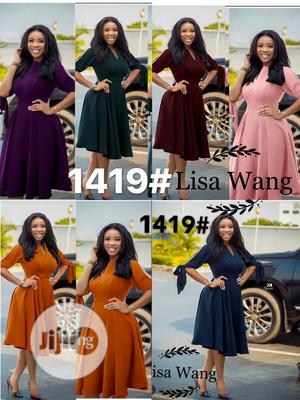 Trending Female Flare Coprratr Gown   Clothing for sale in Lagos State, Lagos Island (Eko)