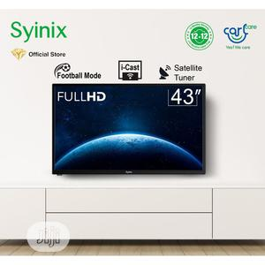 """Syinix 43"""" Smart Android Television 
