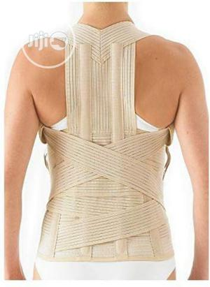 Orthosoft Thoracolumbar Lower, Mid Upper Back Support Beige   Tools & Accessories for sale in Lagos State, Surulere