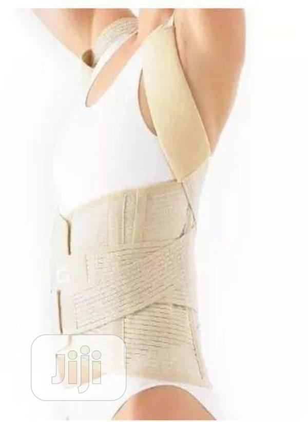 Orthosoft Thoracolumbar Lower, Mid Upper Back Support Beige   Tools & Accessories for sale in Surulere, Lagos State, Nigeria