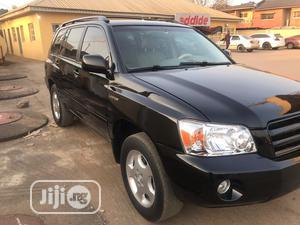 Toyota Highlander 2005 Limited V6 Black | Cars for sale in Ogun State, Ifo