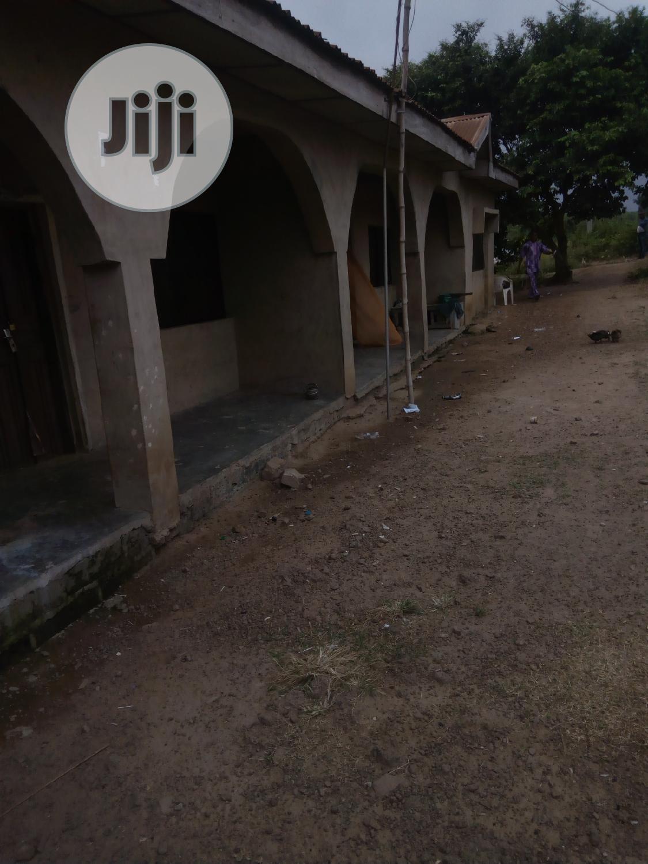 Twin Flat At Iyana-agbala, New Ife Road