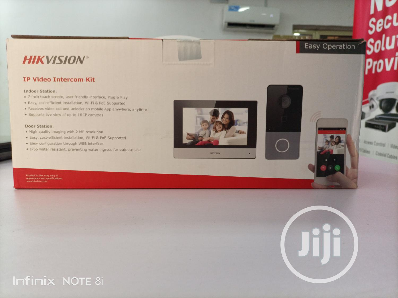Wireless Poe IP Intercom Video Door Phone+7' Display+Android