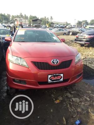 Toyota Camry 2009 Red | Cars for sale in Lagos State, Apapa