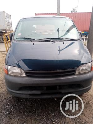 Clean Tokunbo Toyota Hiace Bus With Container Body | Buses & Microbuses for sale in Lagos State, Amuwo-Odofin