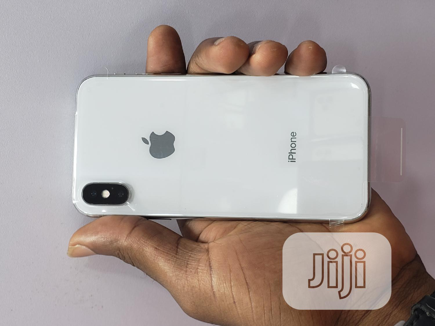 Apple iPhone X 64 GB White | Mobile Phones for sale in Yaba, Lagos State, Nigeria