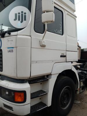 Man Diesel Trailer Head 6 Tires | Trucks & Trailers for sale in Lagos State, Amuwo-Odofin
