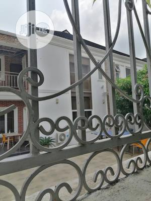 Decent 5 Bedrooms Duplex With BQ At Ago/ Amuwodofin Lagos | Houses & Apartments For Sale for sale in Lagos State, Amuwo-Odofin