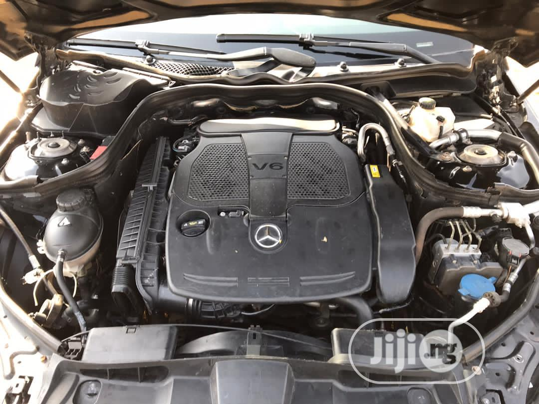 Archive: Mercedes-Benz E350 2014 Black